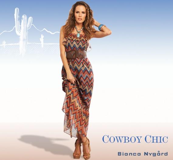 Cowboy chic - from Nygard