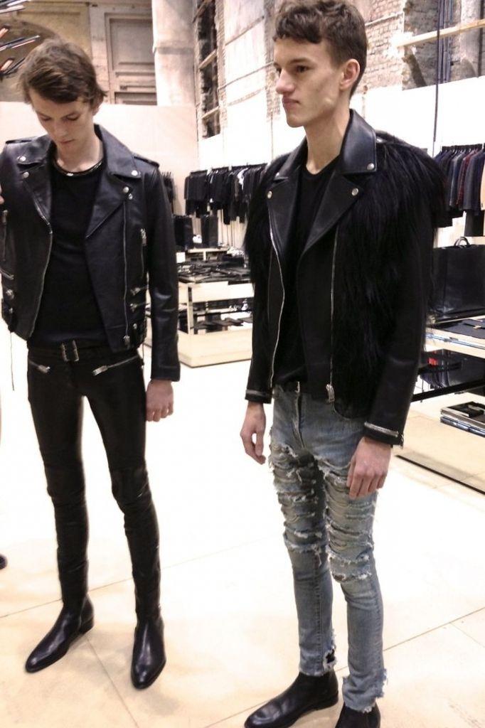 Nice Alex Turner Leather Jacket for Mens