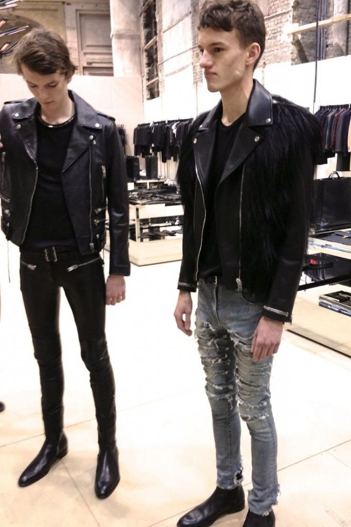 Leather jacket alex turner