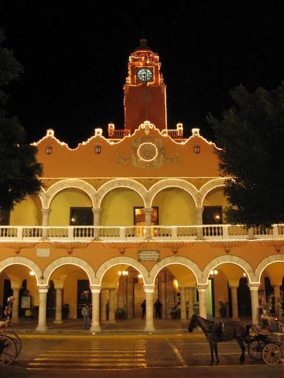 Merida, Mexico. Can't wait to be back in the Yucatan!