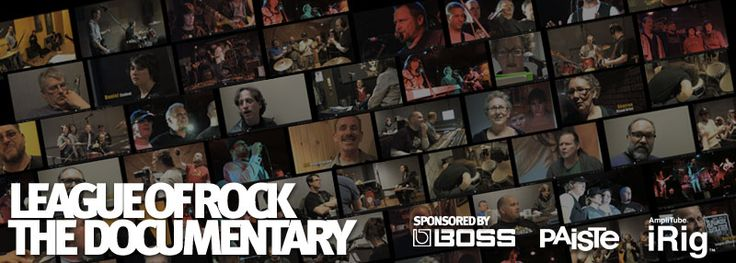 League Of Rock :: The Documentary