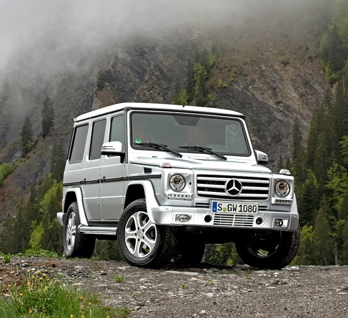 Mercedez Benz Jeep: 1718 Best Images About Mercedes-Benz/AMG/Brabus On