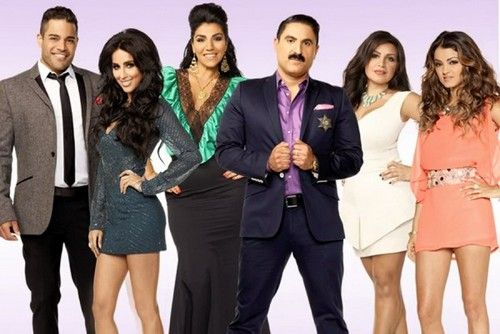 Shahs Of Sunset Recap: Whiskey Makes You Frisky… And Stupid