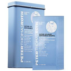 These *should* be called LIFE-SAVERS!  Peter Thomas Roth - Acne-Clear Invisible Dots  #sephora