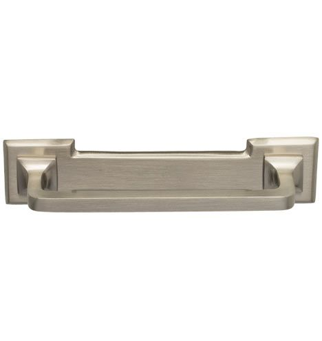 Mission drawer pull with backplate goes with the other rejuvenation hardware coat hook knob - Dresser drawer pulls with backplate ...
