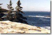 The Island of Georgetown, Maine: Reid State Park in Georgetown, Maine.