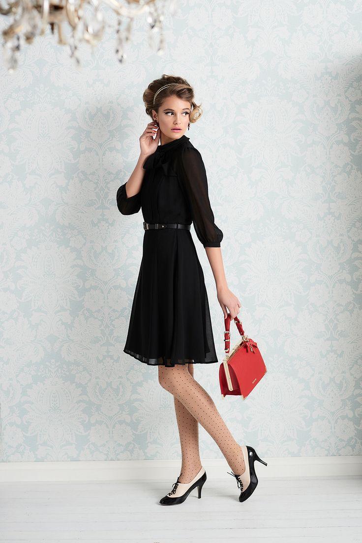 Mikayla Dress | Donna Belt  | Bow Peep Bag