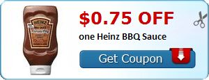 New Coupon!  $0.75 off one Heinz BBQ Sauce - http://www.stacyssavings.com/new-coupon-0-75-off-one-heinz-bbq-sauce/