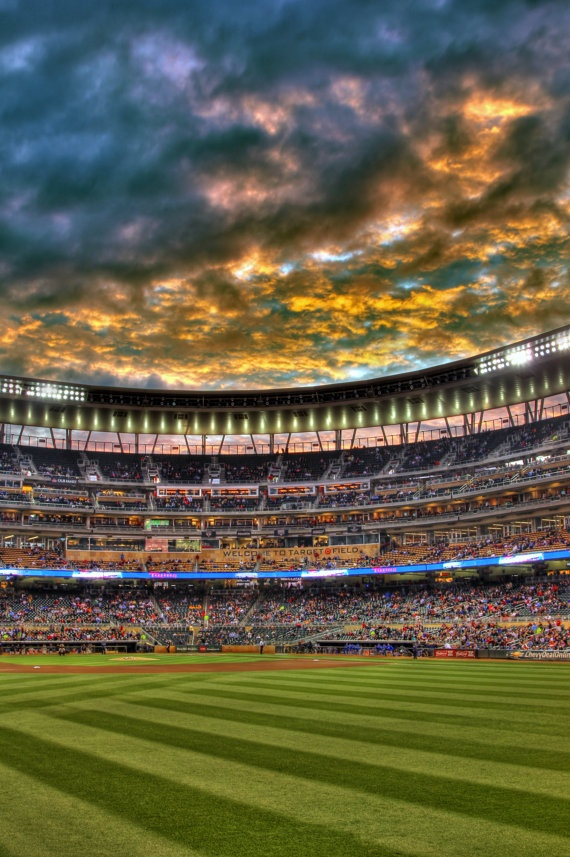 Great picture of the best ballpark ever.