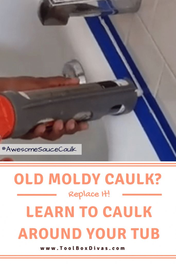Learn to caulk like a pro. Tips on removing old caulking ...