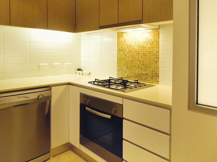 iStay Precinct - 2 bed #219 kitchen