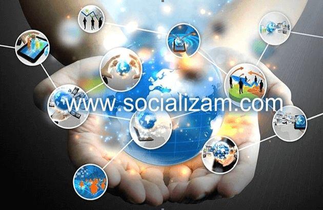 Retelele de socializare! - Socializam