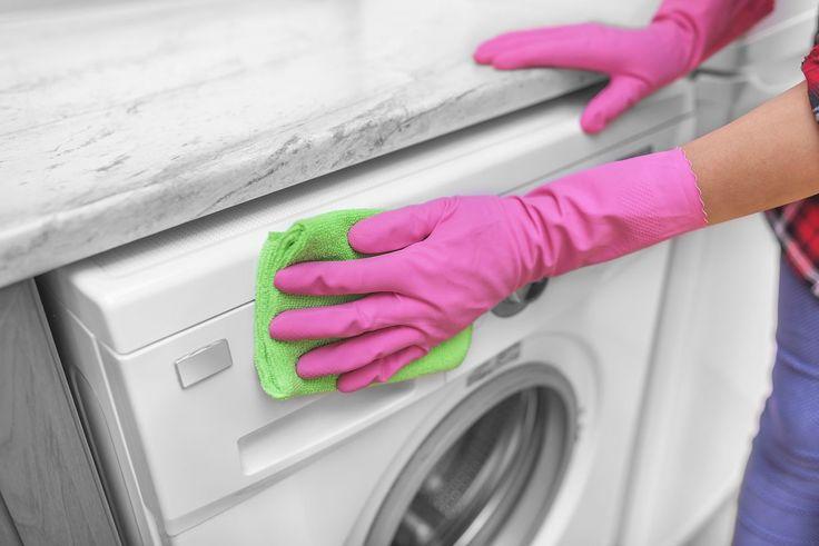 Pesukonekin kaipaa pesua - näin puhdistat tunkkaisen koneen | Kodin Kuvalehti
