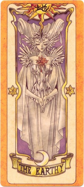i loved the clow cards, i thought each of them were so beautiful. wanted my own book of clow so bad!