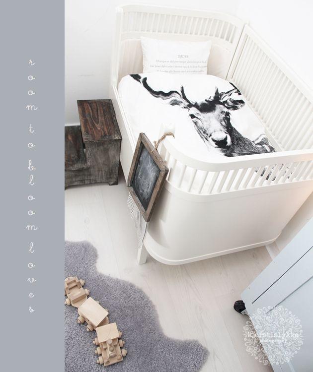 scandinavian-kids-room-by-nord-bedlinen-deer
