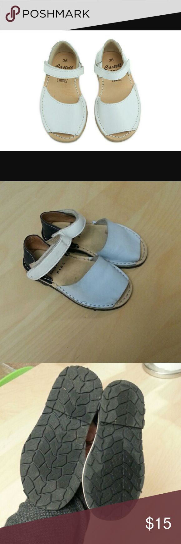 Avarca Menorquina Toddler Sandals Gently used condition. Size 6. Avarca Menorquina  Shoes Sandals & Flip Flops