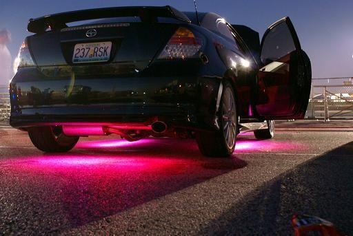 pink and black scion   Club Scion tC - BRT07tC's Profile