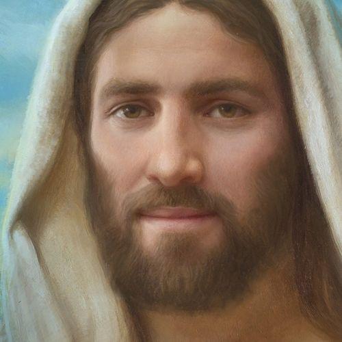 paintings of jesus christ - Google Search | Bilder, Gud, Bibel