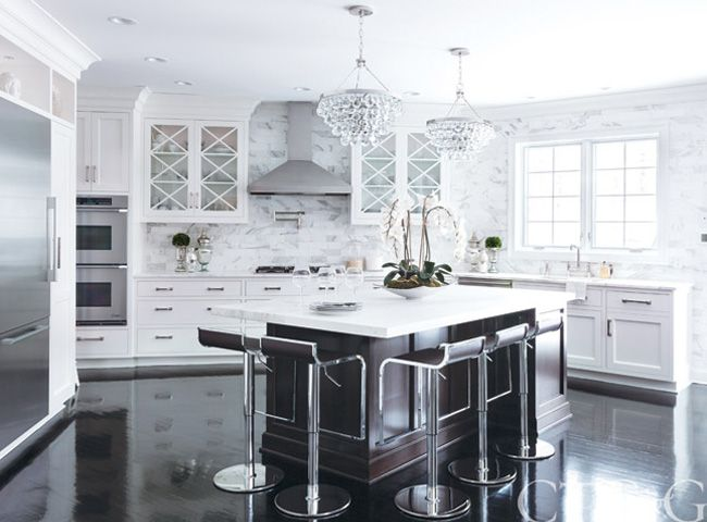 1000+ images about Kitchen Island on Pinterest  Wide plank, Metals