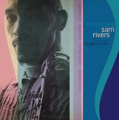 Contours / Sam Rivers - BLUE NOTE BLP 4206 [Joe Henderson (ts) Steve Kuhn (p) Steve Swallow (b) Pete LaRoca (d)] Rudy Van Gelder Studio, Englewood Cliffs, NJ, May 19, 1965