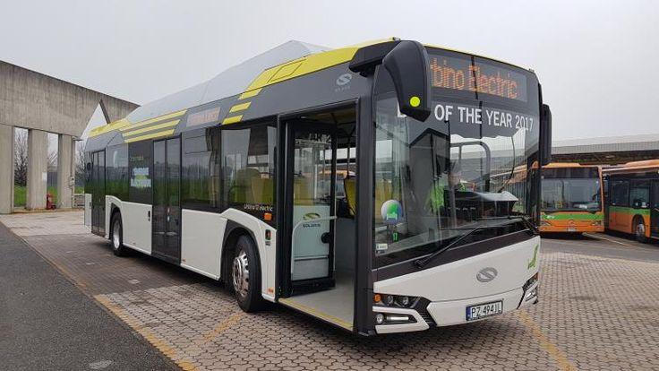 autobus elettrico solaris urbino