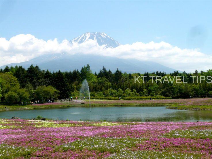 Mt.Fuji in early summer Aperture: 11Camera: DMC-FX…