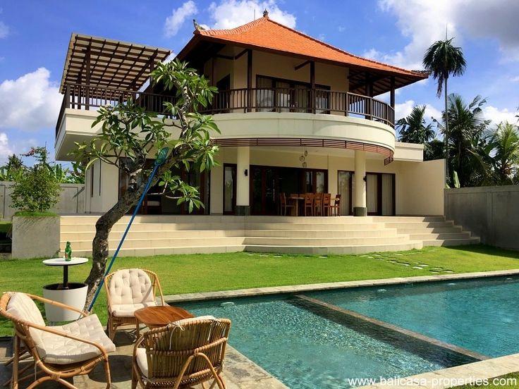 Tabanan villa for sale with panoramic views