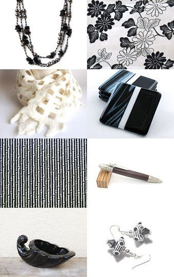 Monochromatic March by Laurie and Joe Dietrich on Etsy--Pinned with TreasuryPin.com