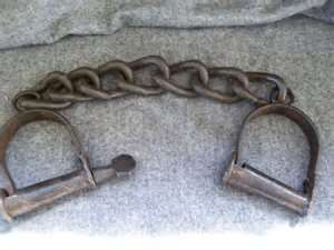 Handcuffs for prisoners