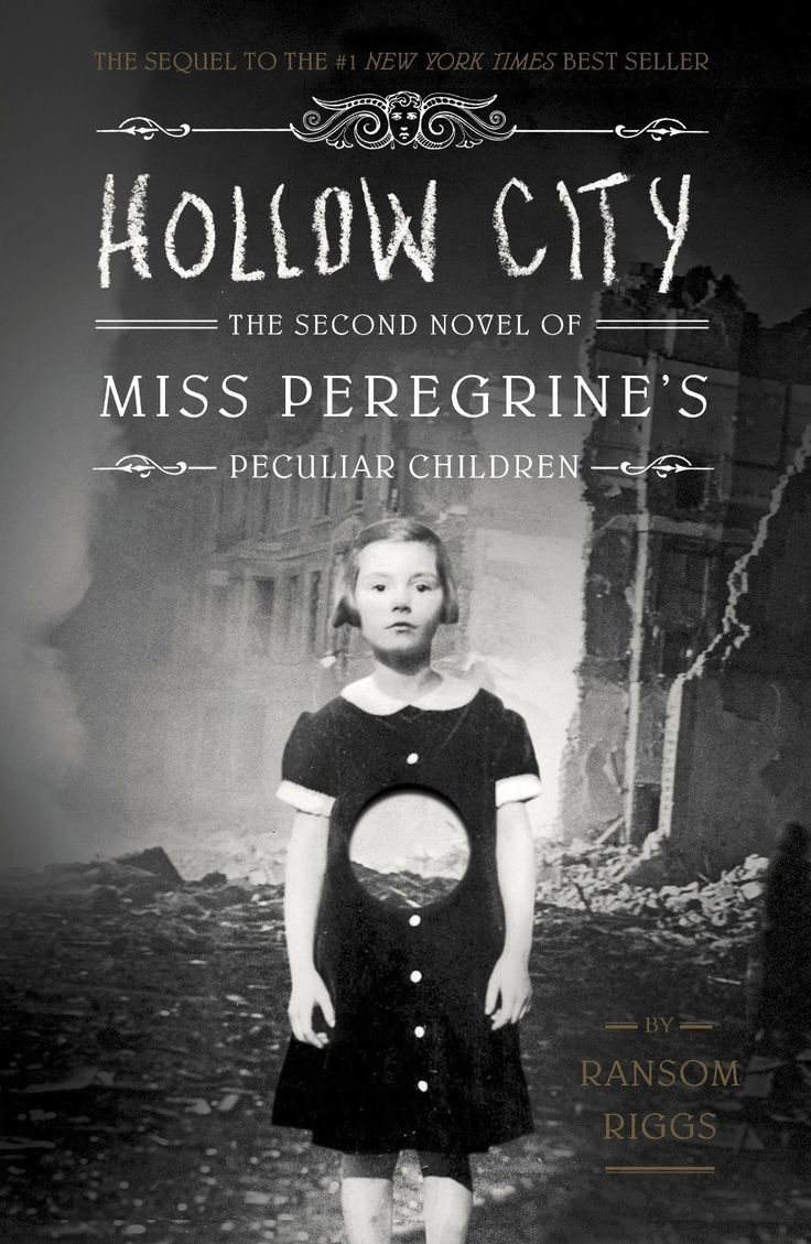 Hollow City – Ransom Riggs TO READ