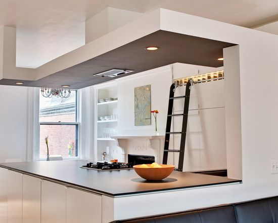 25 best Kitchen Reno Lighting with a drop ceiling images on
