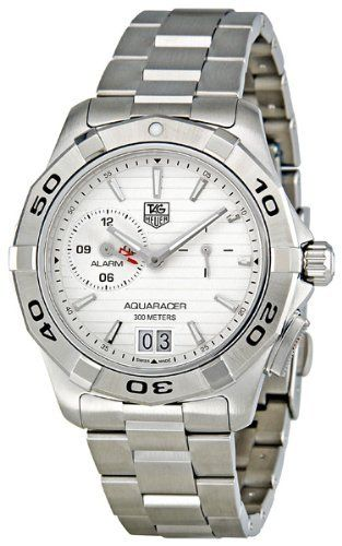 TAG Heuer Men's WAP111Y.BA0831 Stainless Steel Analog with Stainless Steel Bezel Watch from Tag Heuer @ TAG-Heuer-Watches .com