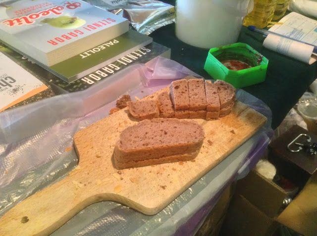NEWkedli - reform konyha: Paleo gesztenyés barna kenyér
