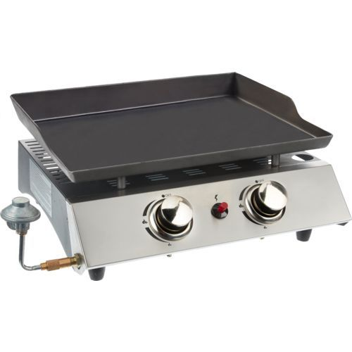 Outdoor Gourmet™ Triton Tabletop Propane Griddle