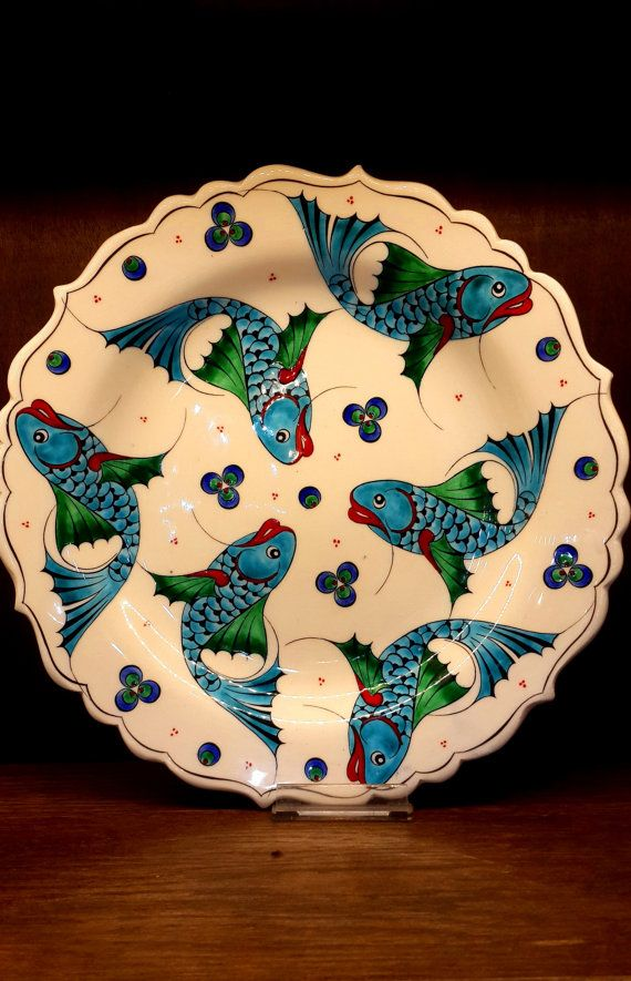 Check out this item in my Etsy shop https://www.etsy.com/listing/214229759/valentines-day-hand-painted-iznik