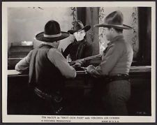 TIM McCOY western film star Wild West Circus Showman 1931 VINTAGE ORIG PHOTO