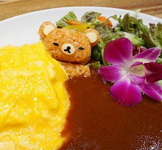 Rilakkuma ♡ #kawaii #food