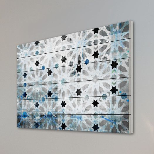 Modern And Contemporary Teal Wall Art Allmodern
