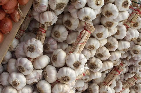 Eating raw garlic can help a viral infection very much.  You just need a decently strong stomach.  It does need to be raw.  A cracked clove works well swallowed whole.