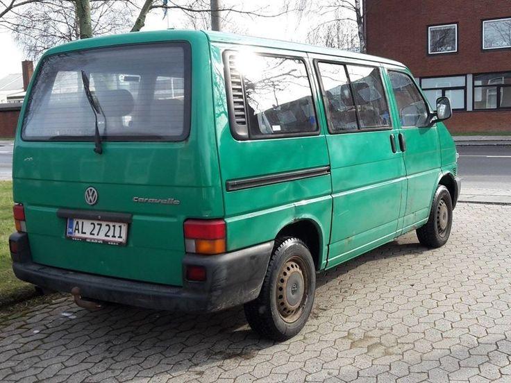 VW Caravelle 2,5 10prs 5d Bilbasen Busser og Biler