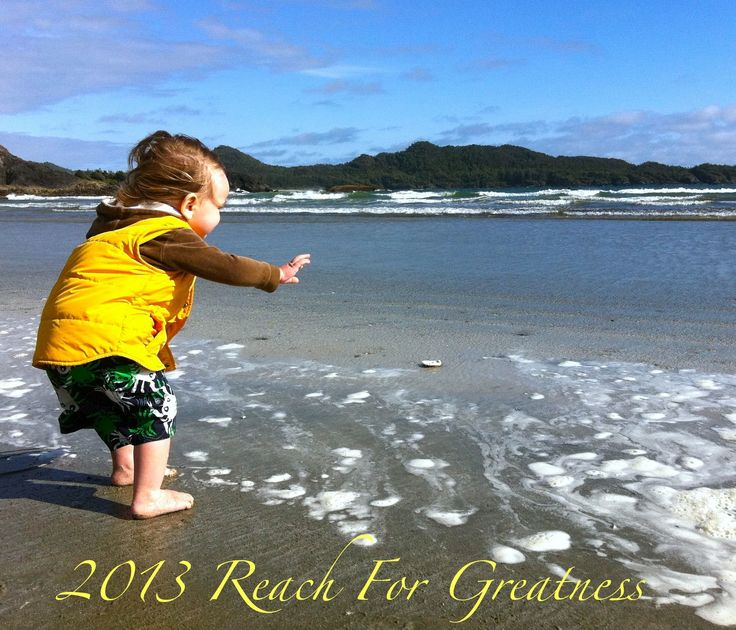More time in nature for the New Year! Better health, better food, better mood, better finances. All benefits of spending more time outside! #2013 #NYE