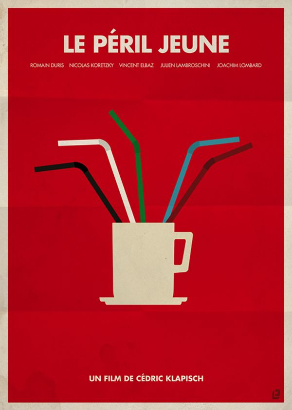 [Galerie] Affiches de films dans un style minimaliste  Photo