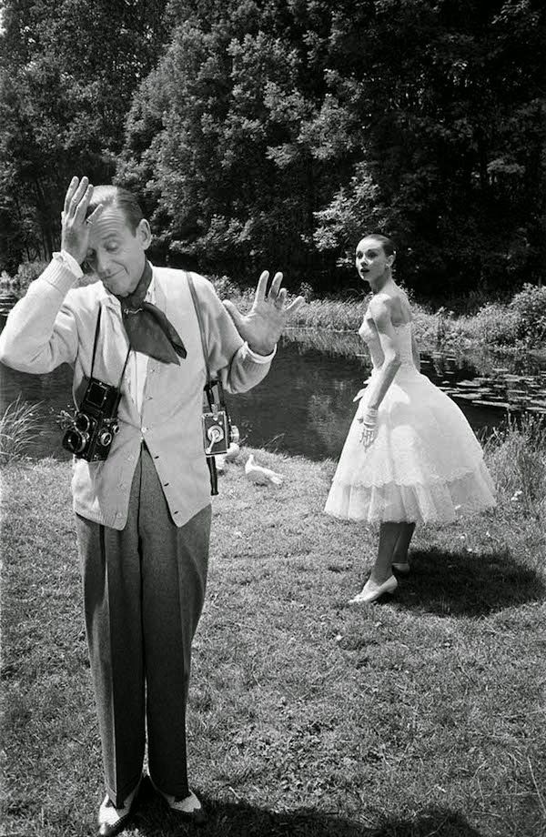 Fred Astaire and Audrey Hepburn in the film Funny Face