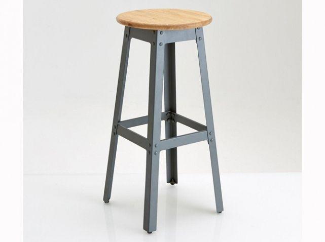 les 25 meilleures id es de la cat gorie tabourets de bar industriel sur pinterest tabouret. Black Bedroom Furniture Sets. Home Design Ideas