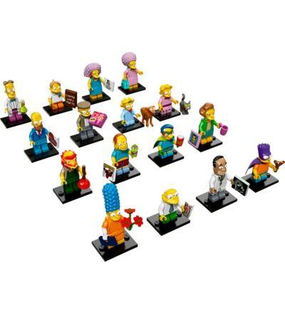 2,00 EUR | Ay carumba – Simpsonien™ toinen loistava LEGO® Minifigures sarja! Tässä upeassa kokoelmassa on 16 suosikkihahmoa television legendaarisesta piirretystä. Mukana on Homer parhaaseen pukuunsa ja solmioon pukeutuneena, Marge upeassa mekossa, Bart Bartmaninä, Lisa ja Lumipallo II, Milhouse Laskeumapoikana, Maggie ja Pukin Pikku Apuri, Smithers, Patty, Selma, Sarjishemmo, talonmies Willie, Edna Krabappel, tri Hibbert, professori Frink, Hans Moleman ja Martin Prince. Jokainen…