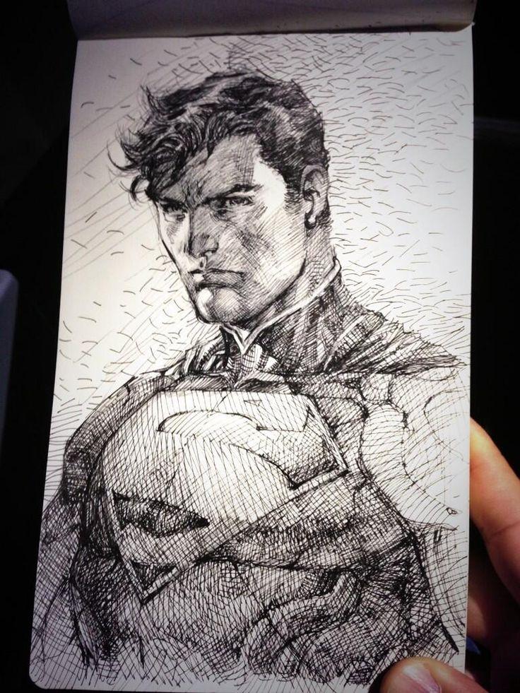 Jim Lee 'sketch'