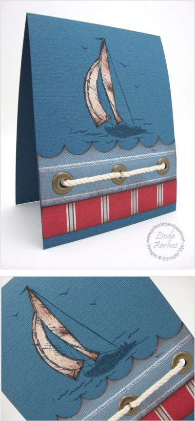 like the nautical look
