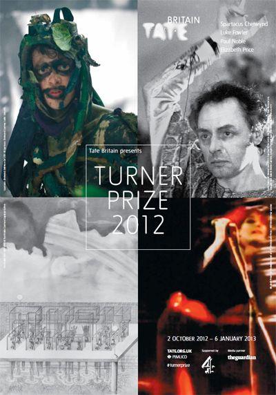 Turner Prize 2012 at Tate Britain