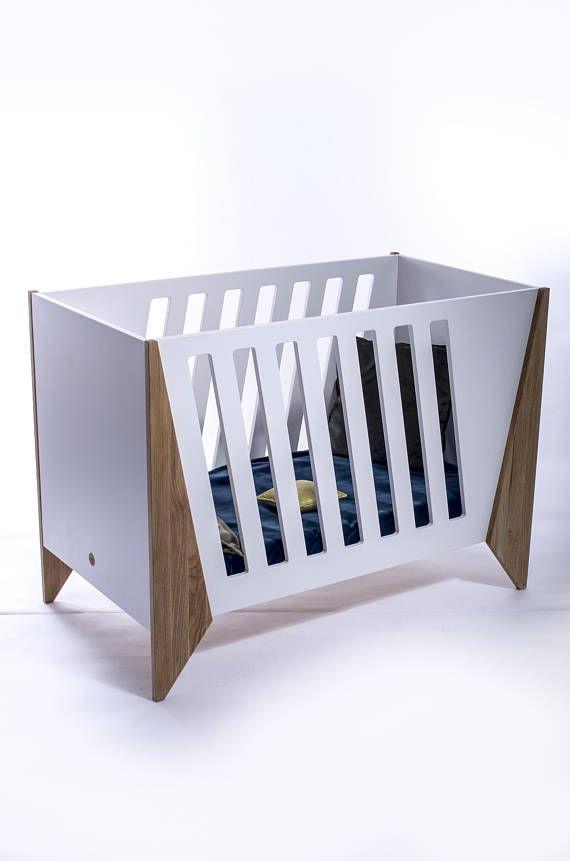 Baby Crib Unique Baby Crib Black Color White Color Baby Crib