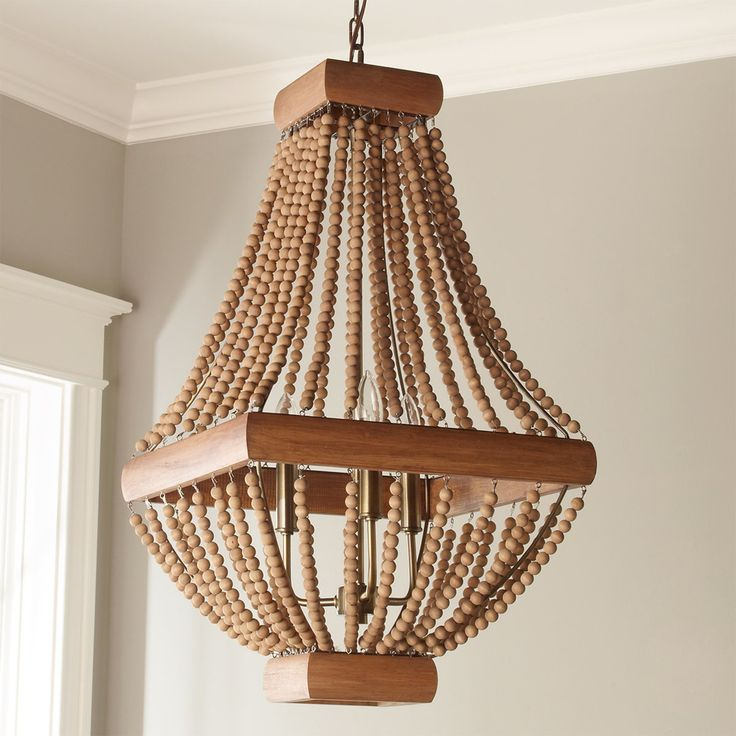 Pottery Barn Beaded Lamp Shade: 25+ Best Ideas About Beaded Chandelier On Pinterest